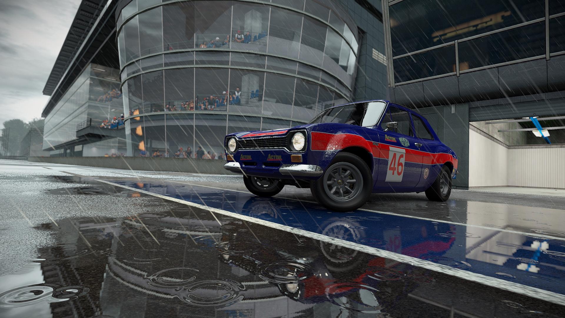 Project Cars Gamescom 12