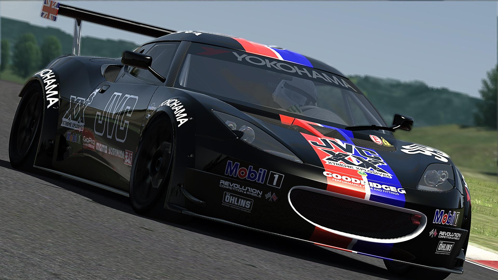 JVC Lotus Evora GTC