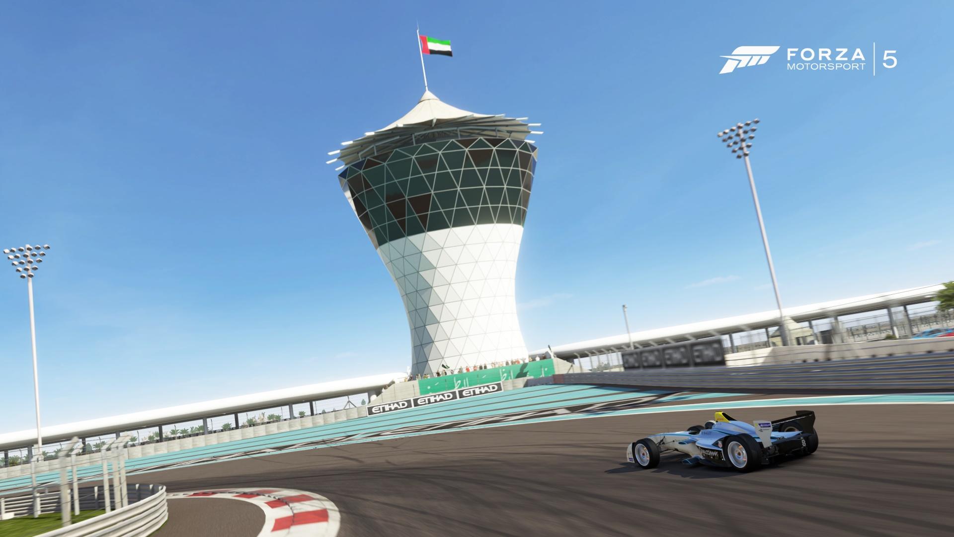 Formula E Yas Marina Circuit