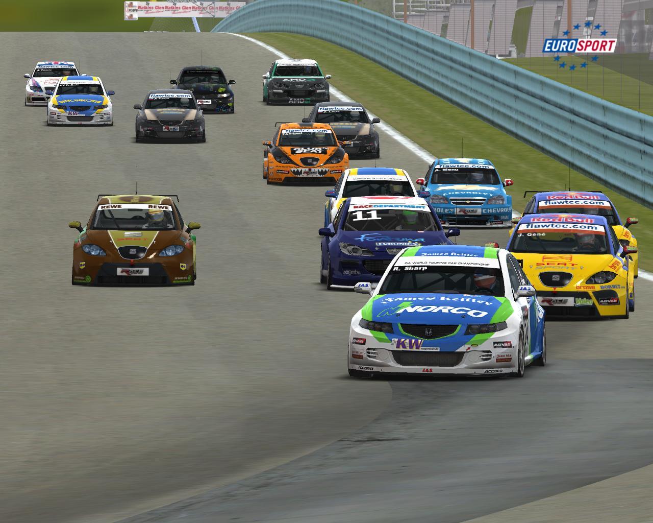 R07 Racing Club - WTCC @ Watkins Glen GP