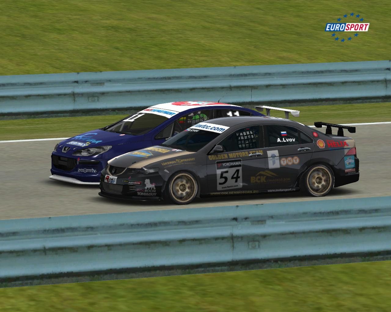 R07 Racing Club - WTCC @ Watkins Glen GP