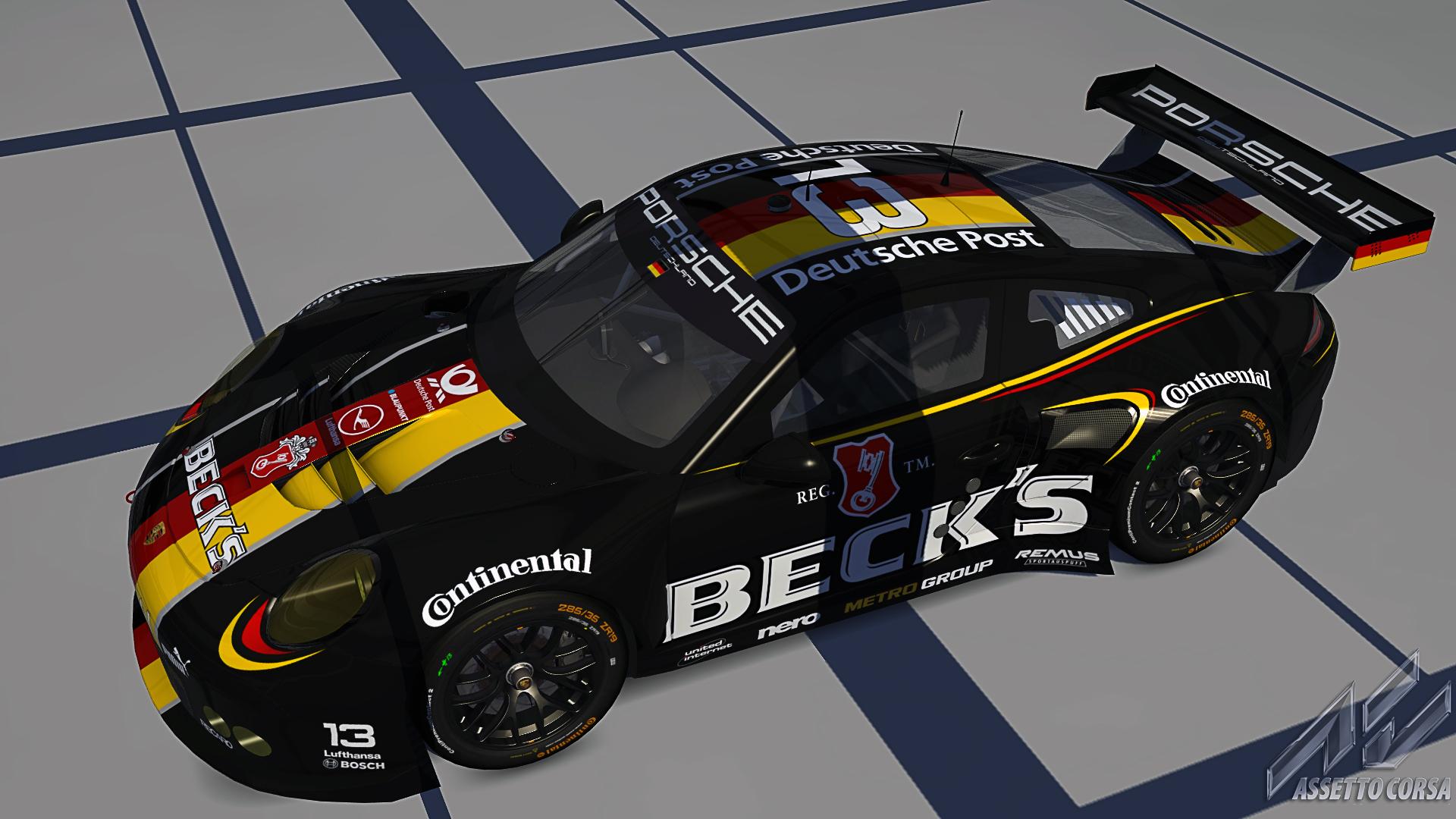 Becks Porsche Deutschland