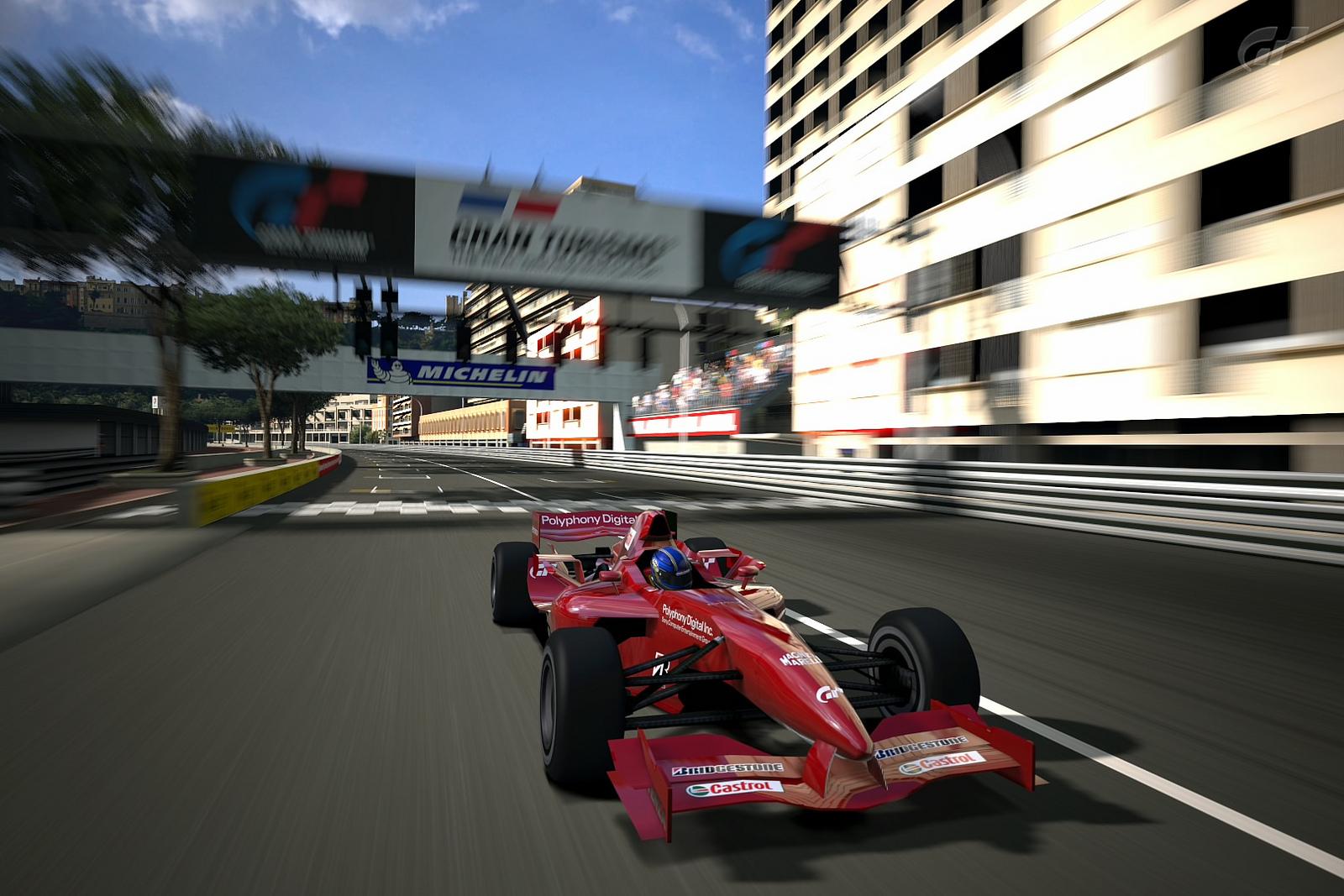 F2007 Monaco Gran Turismo