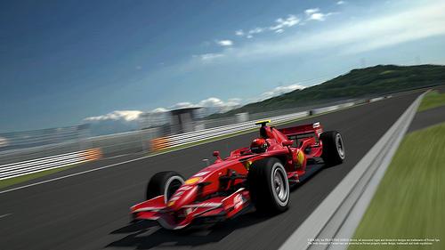 F2007 Race Track