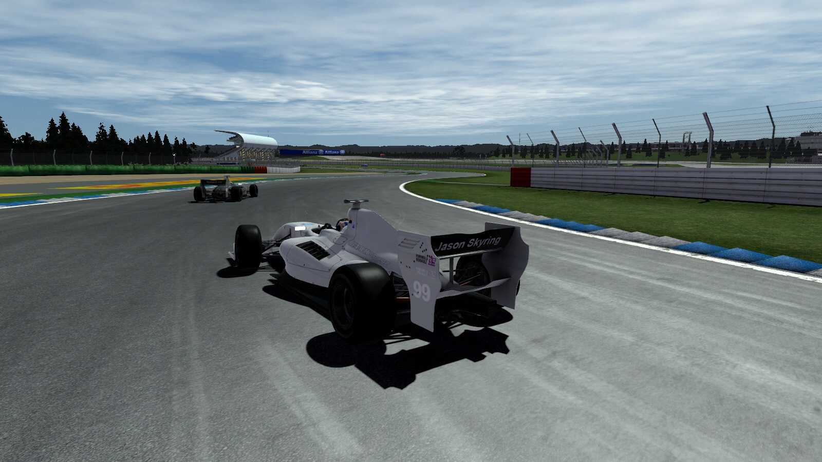 VWSR S4: Team Formation Race 2 - Sun 28th Sept 2014