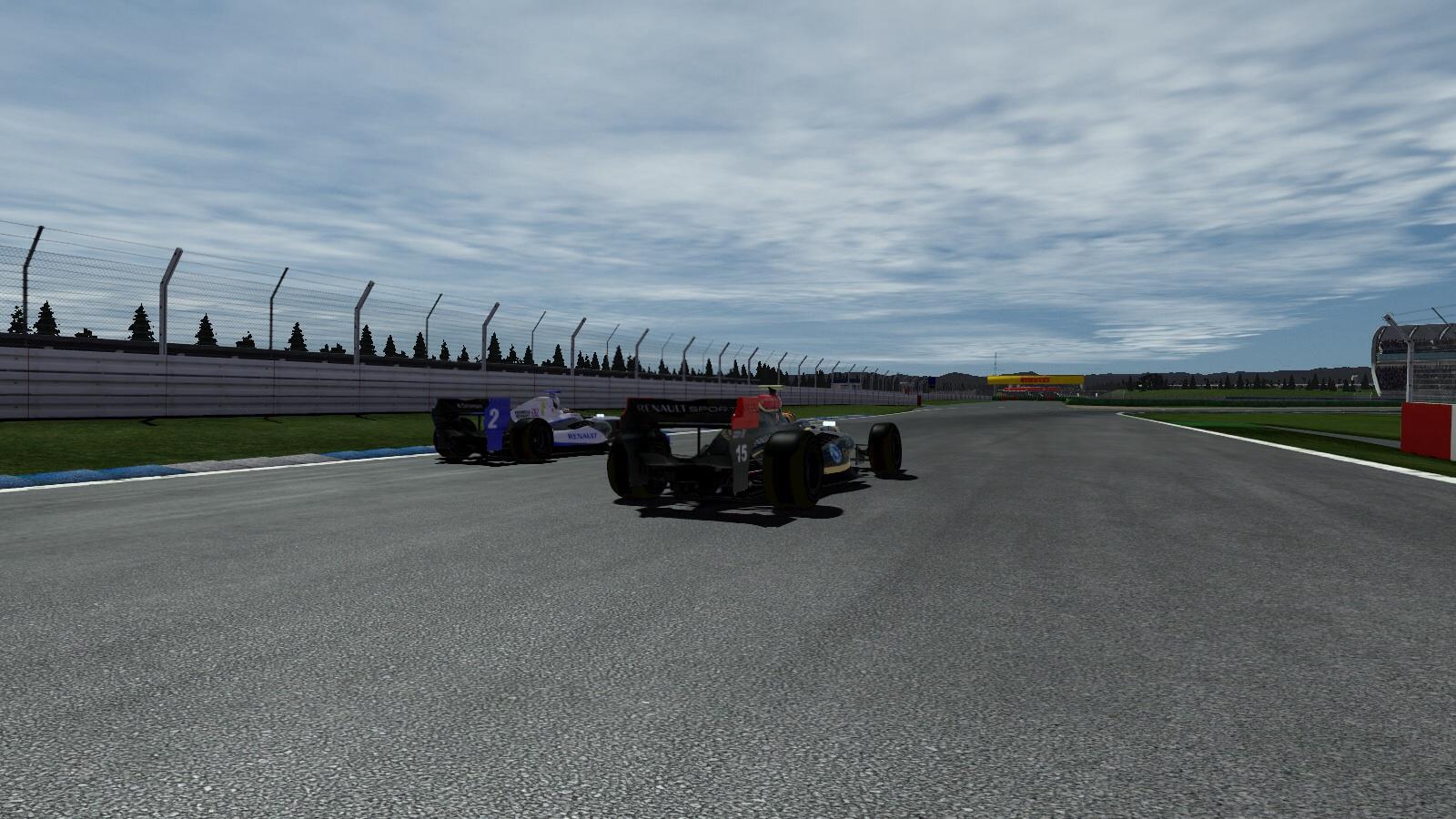 VWSR S4: Team Formation Race 2 - Sun 28th Sept 2014