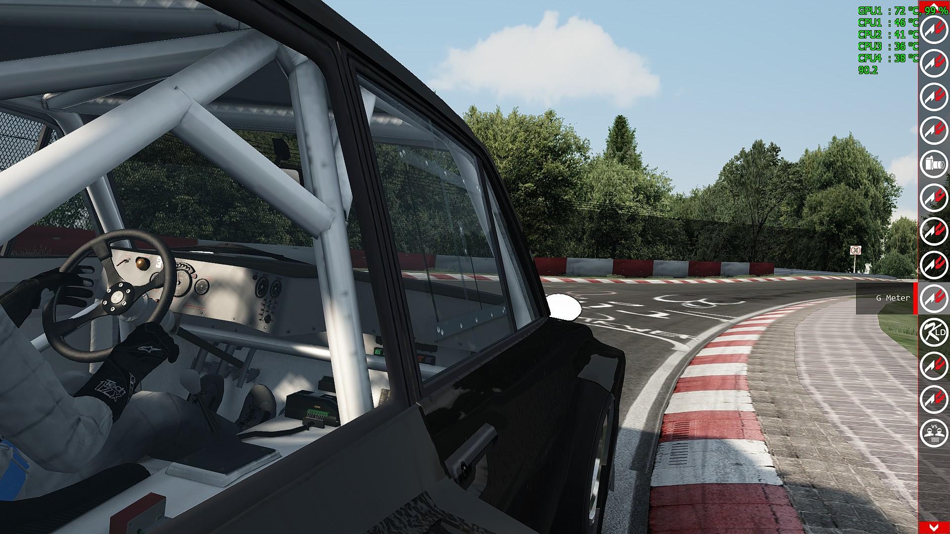 Zakspeed Escort MK II W.i.p.