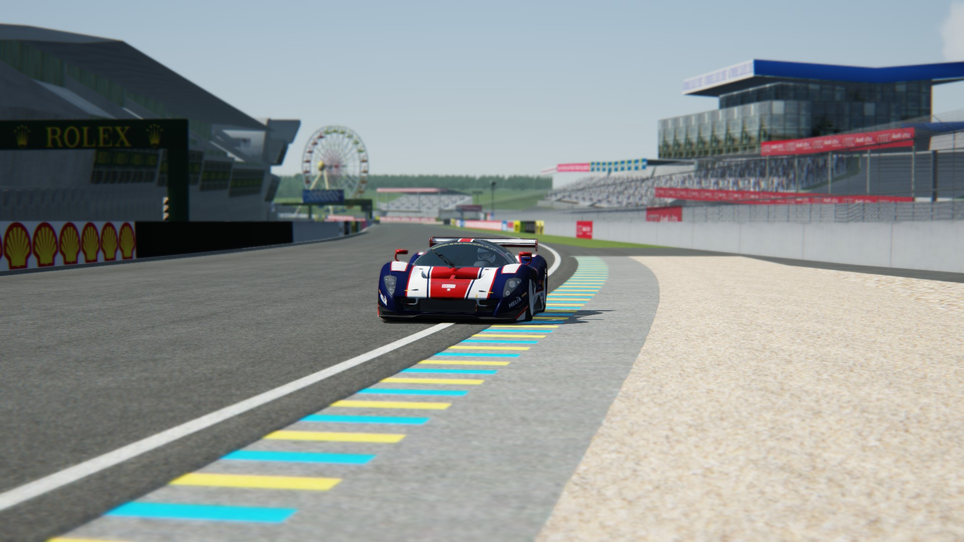 P4/5 Competizione @ Le Mans