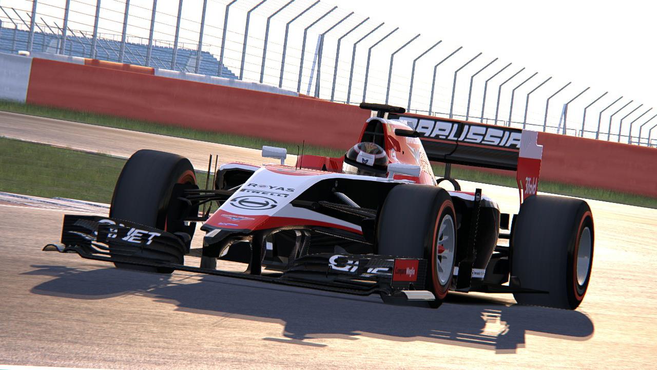 F1 2014 Marussia