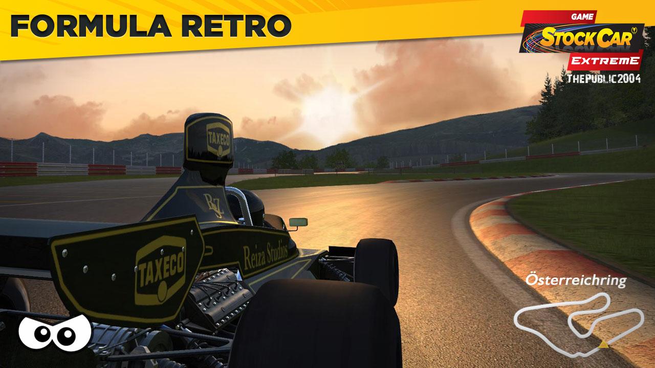 Formula Retro - Österreichring
