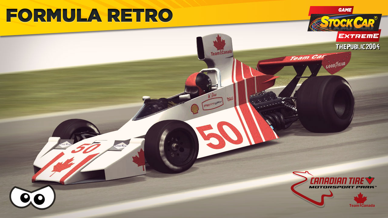 Formula Retro - Mosport Park
