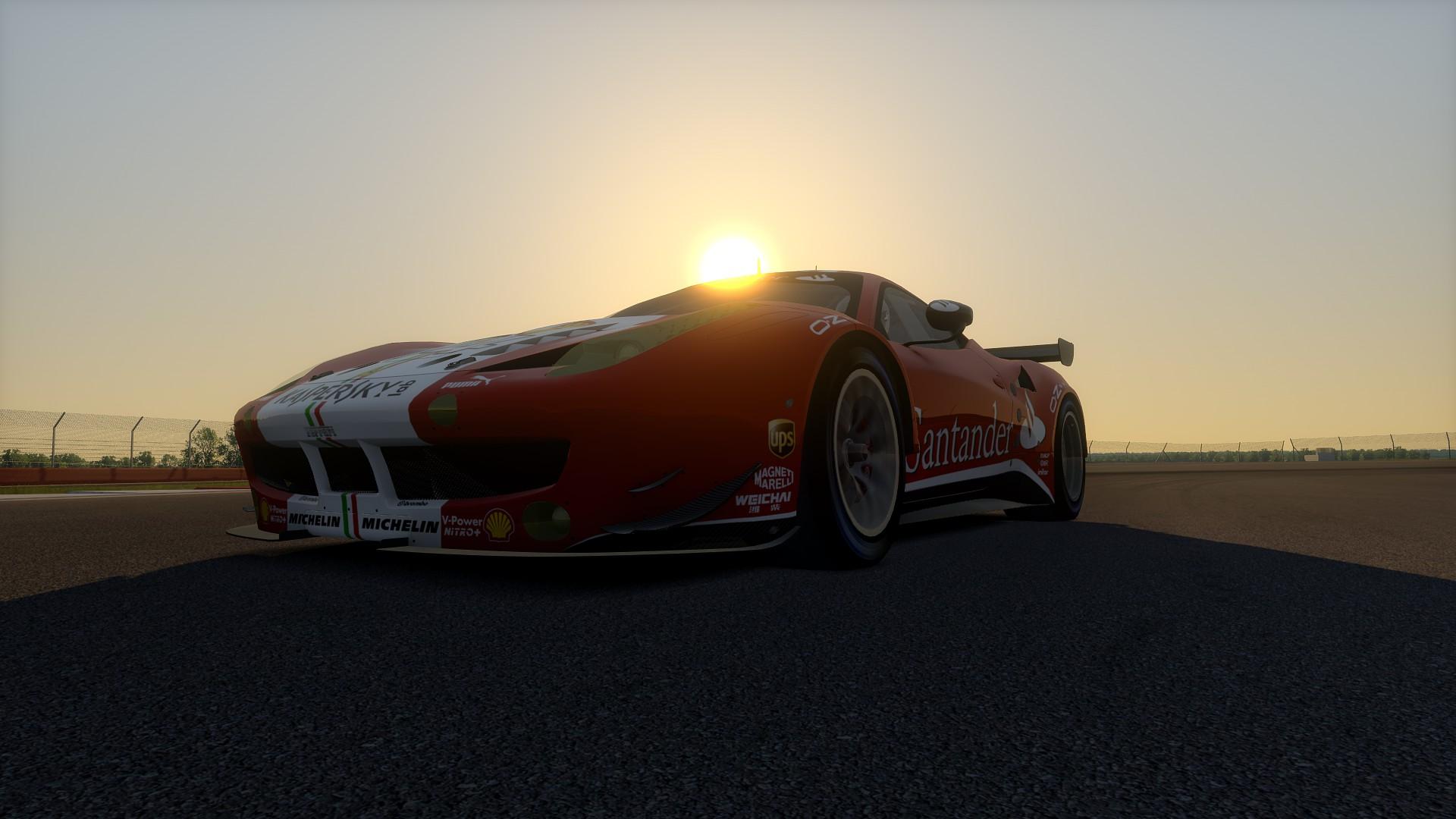 Ferrari 485 GT2