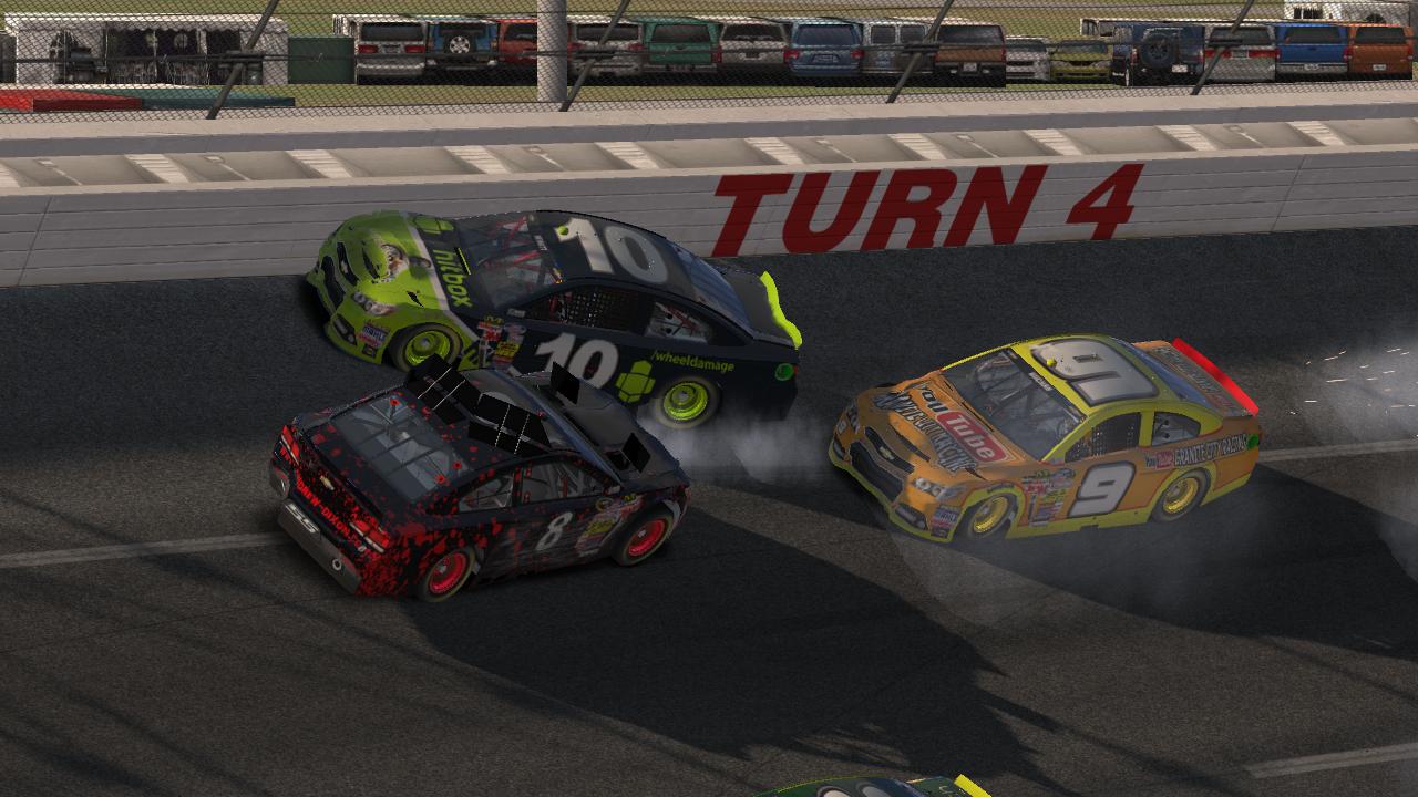 iRacing NASCAR @Talladega