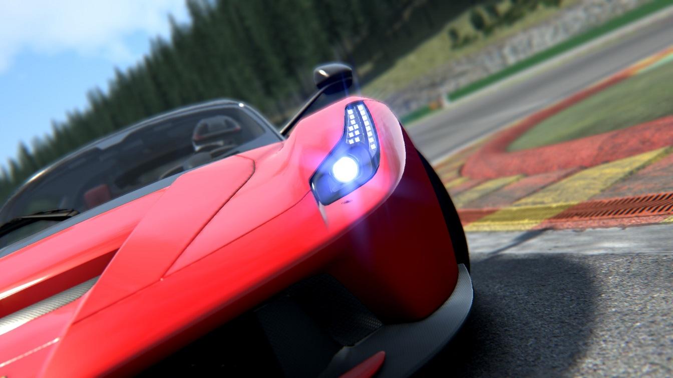 La-Bus-Stop Ferrari