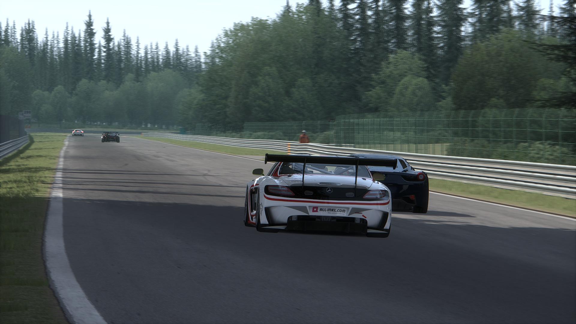 AC Spa GT3