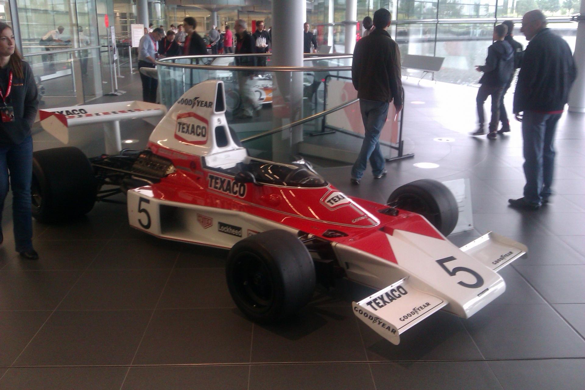 McLaren Factory 2013