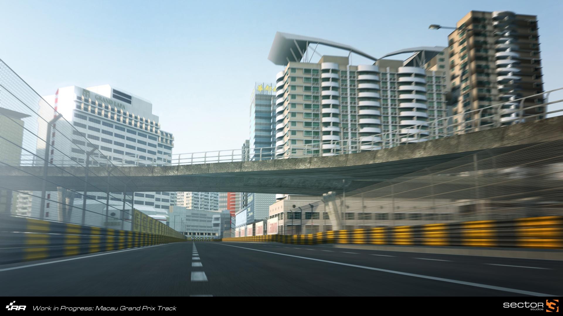 Macau in 4K