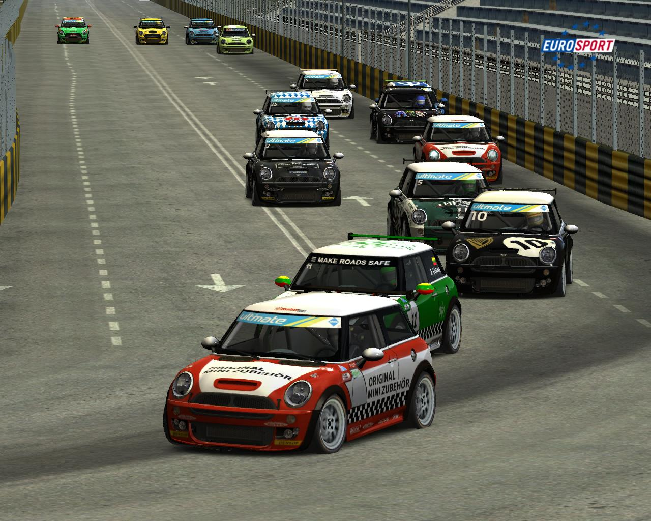 Club Racing - Mini Friday @ Macau