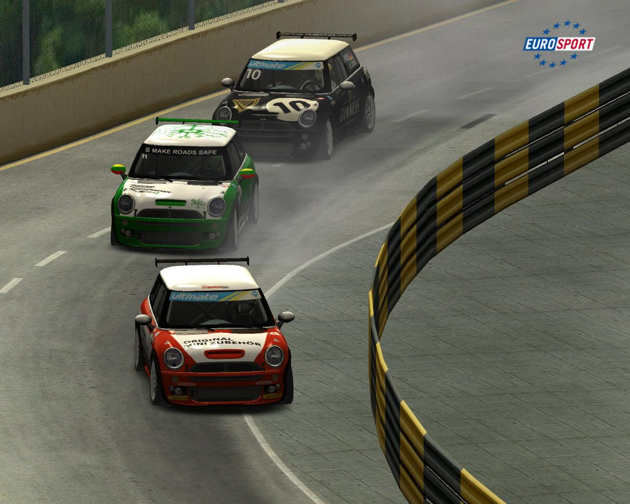 Racing - Mini Friday @ Macau