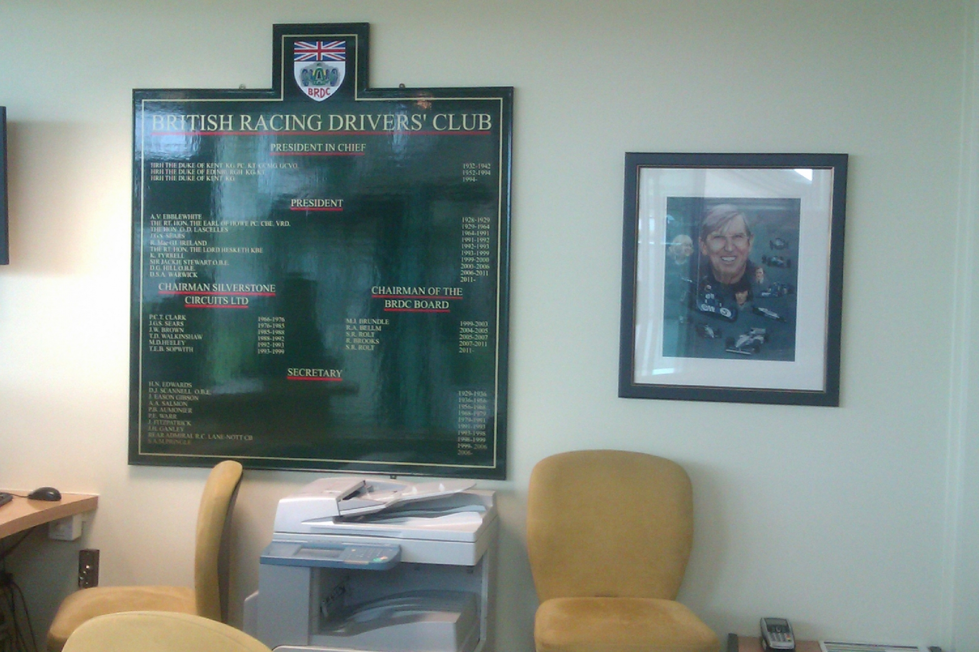 British Race Drivers Club