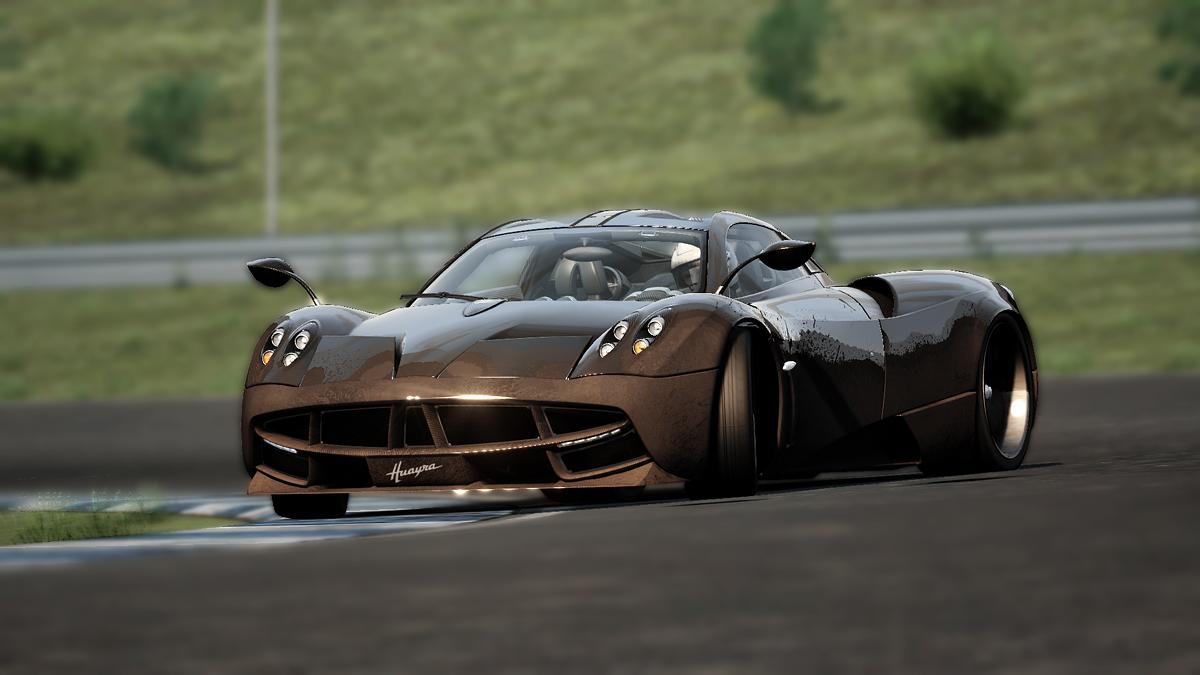 High speed drift