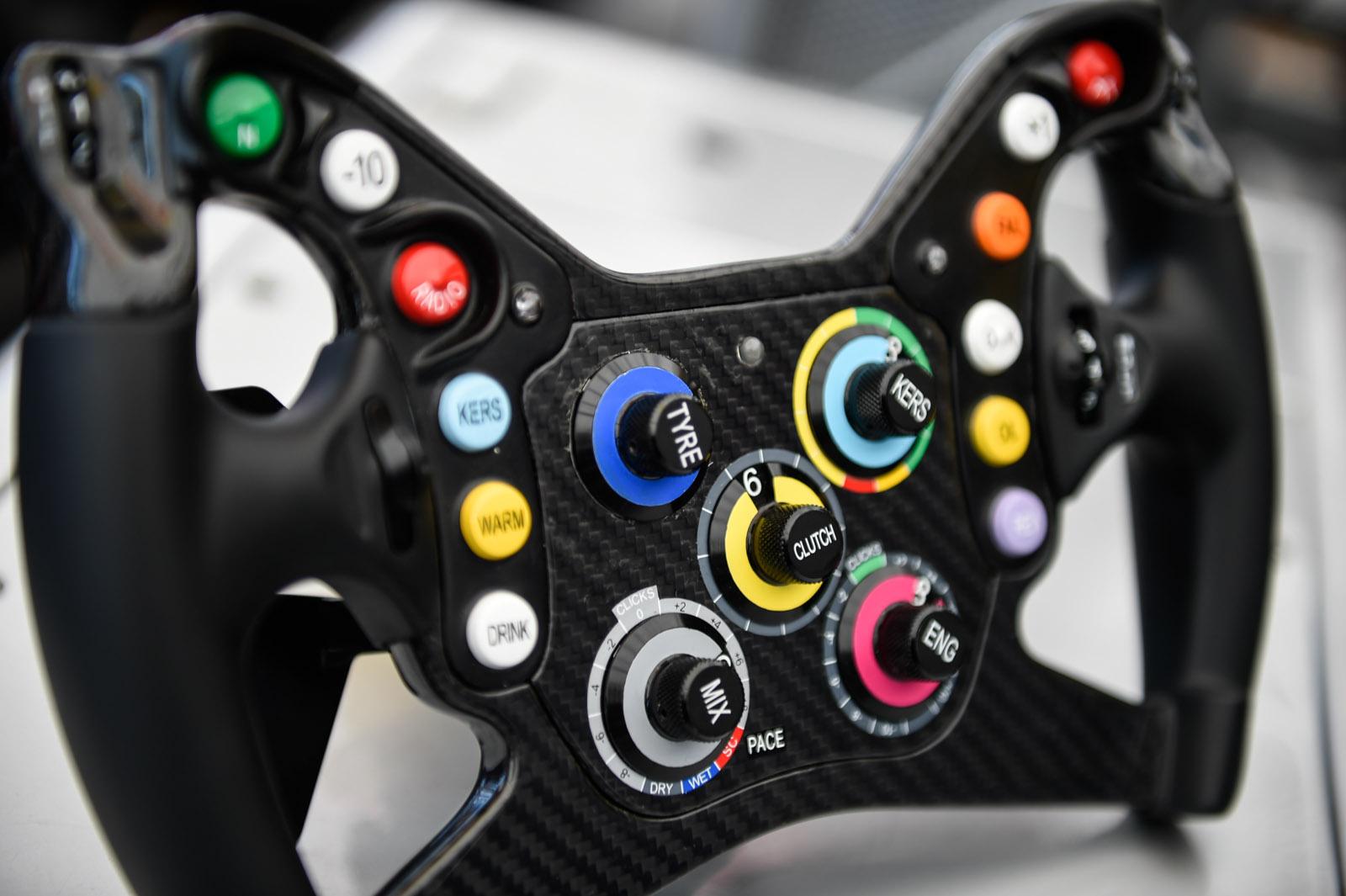 RB8 Wheel Close-up