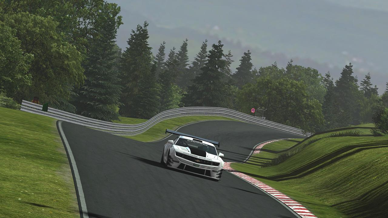 Camaro GT3 at Nordschleife 24h