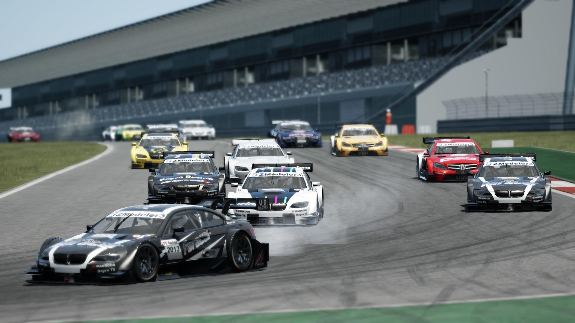 Club Race - T5 @ Nurby Sprint
