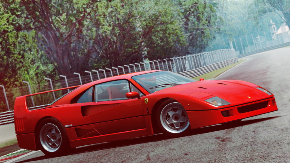 F40//Monza