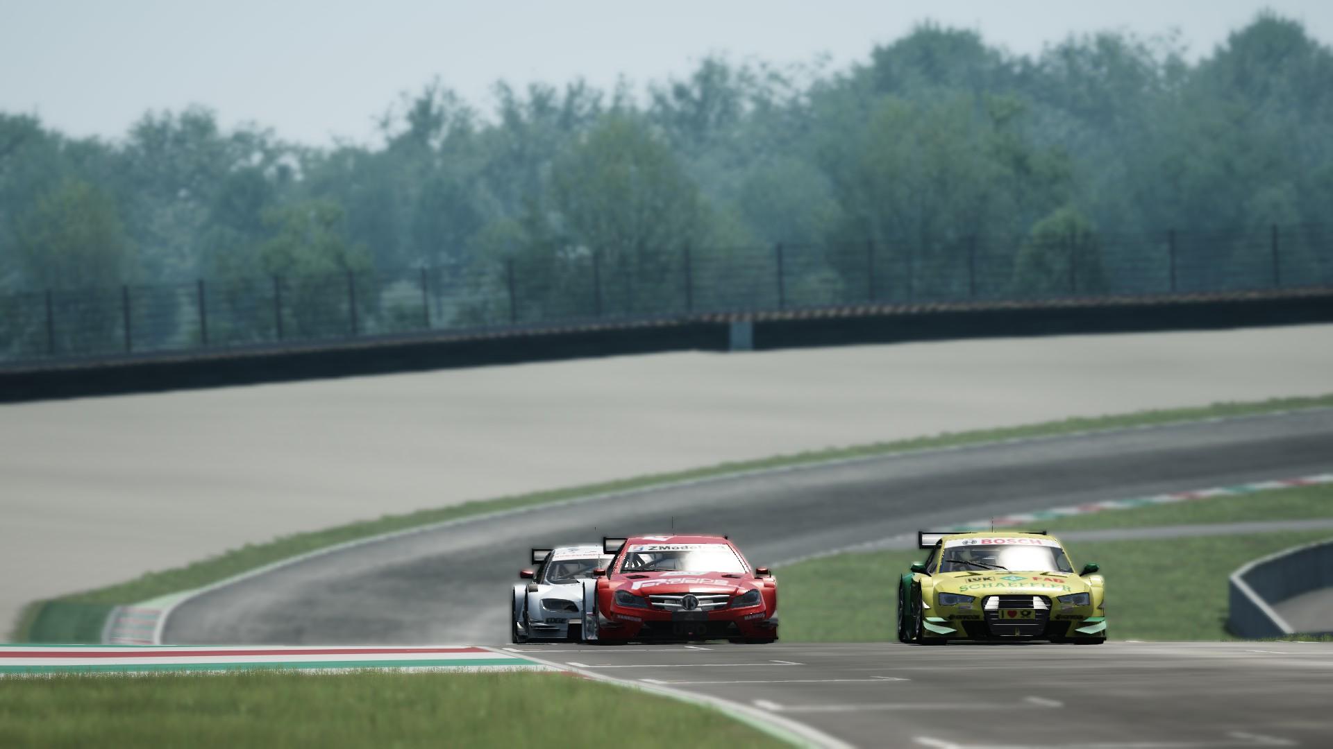 URD T5 Club Race @ Mugello
