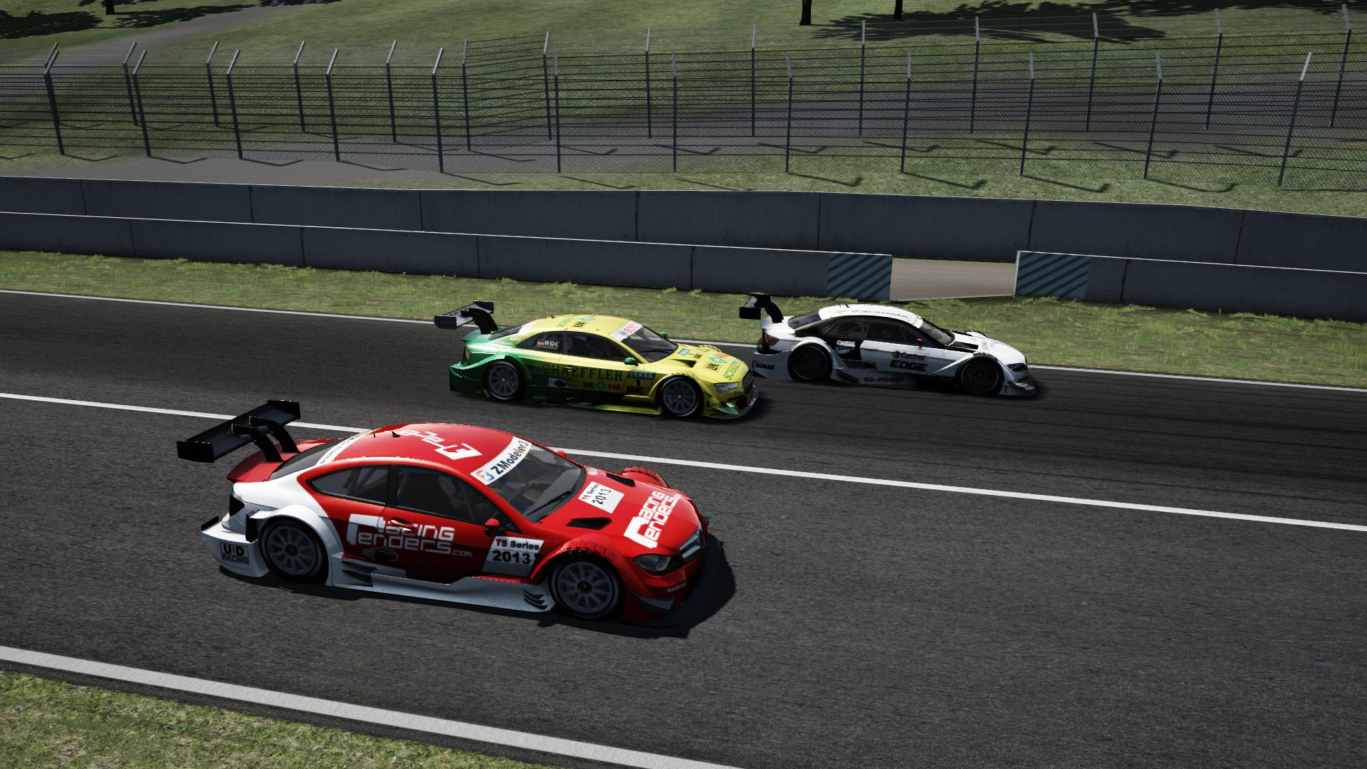 URD T5 Club Race @ Mugello