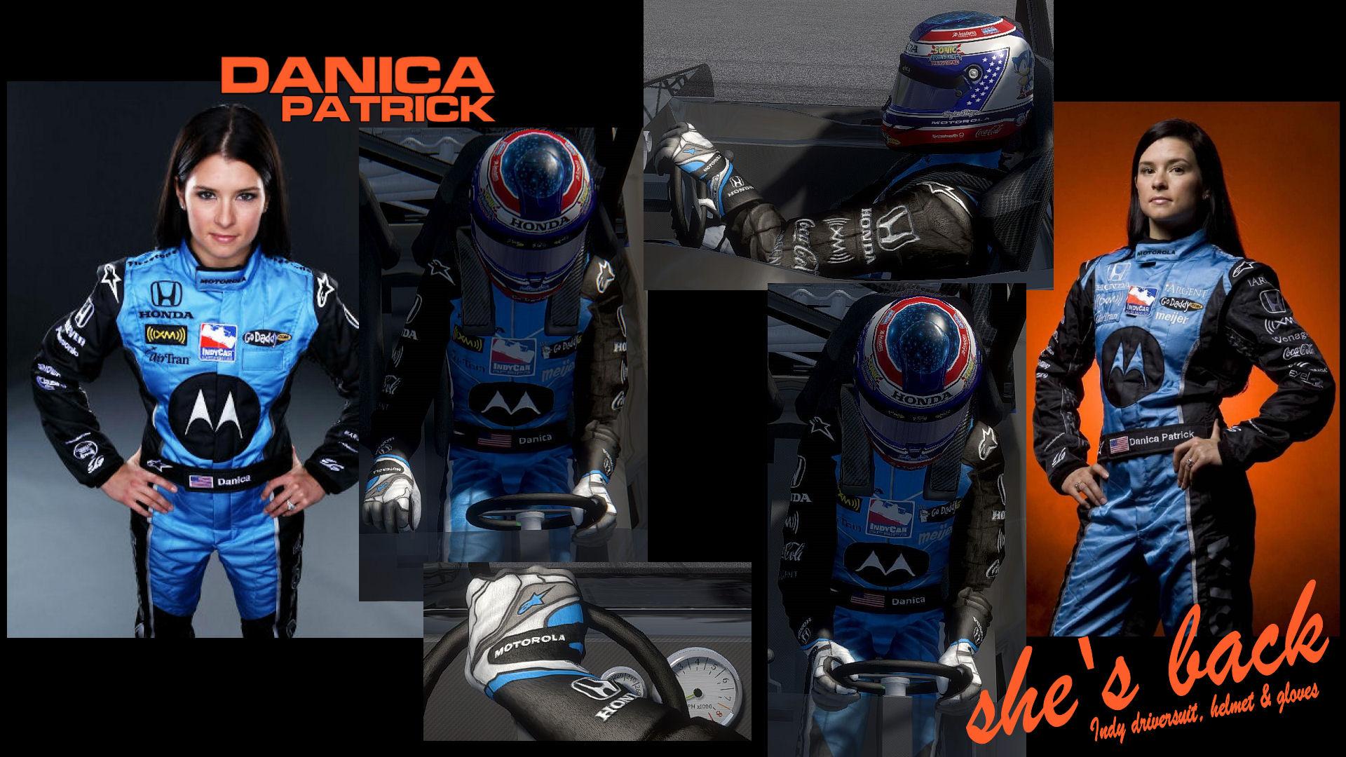 Danica Indy Suit