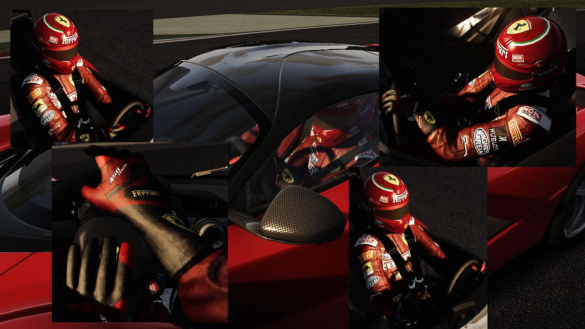 Ferrari Suit