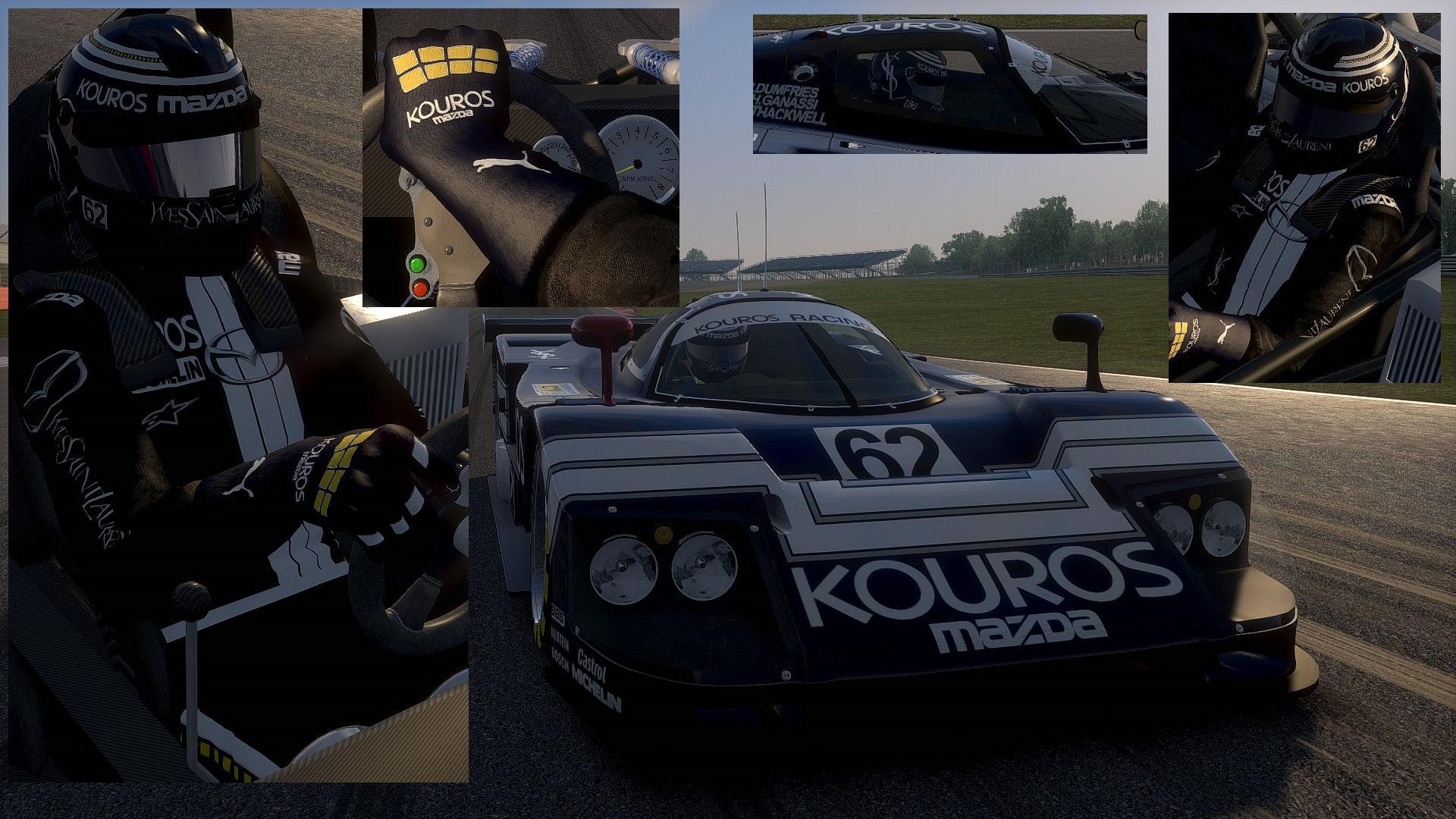 Mazda Suit Kouros