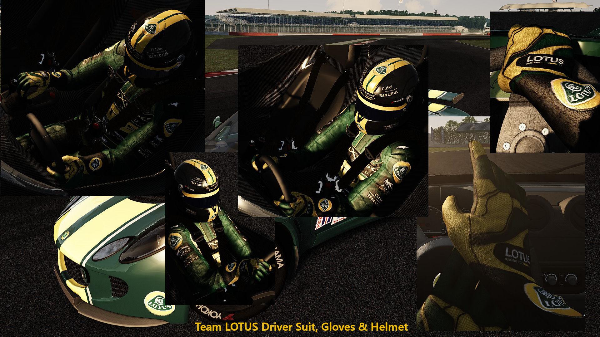 Lotus Suit