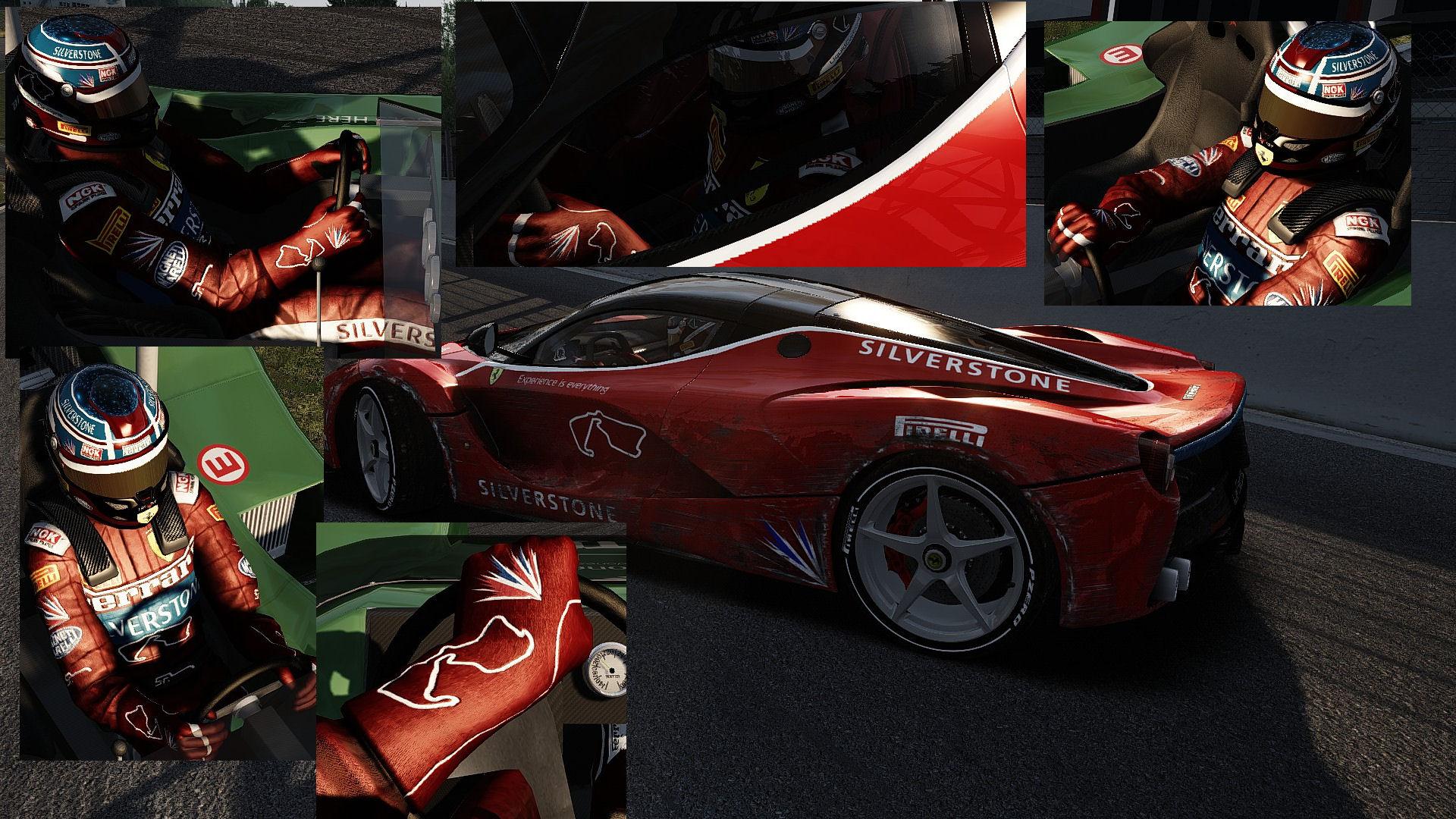 Silverstone LaFerrari