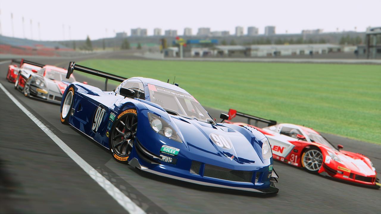 2014 Coyote Corvette Daytona Prototype by the IER Modding Group