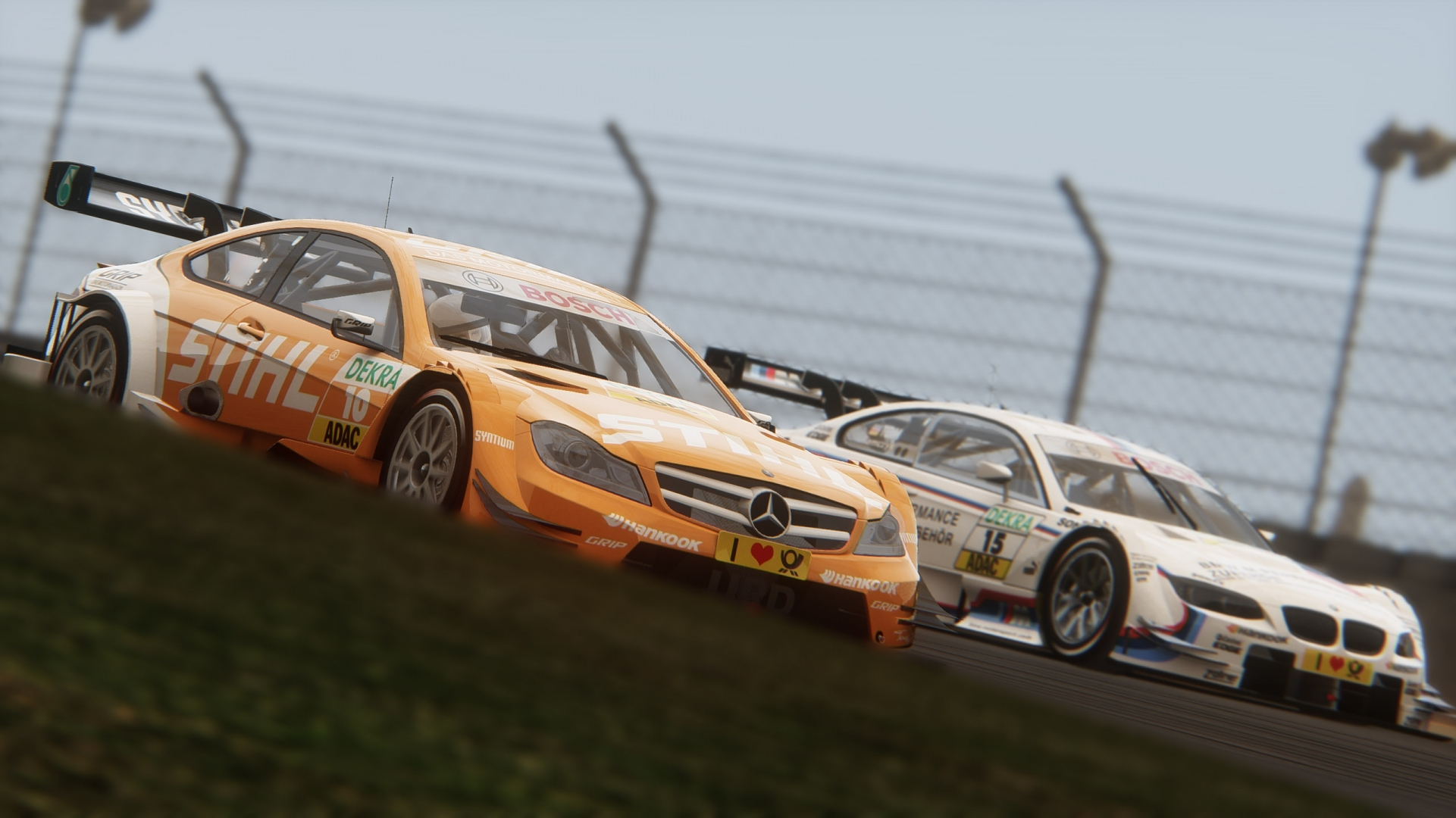 URD DTM @ Brands Hatch