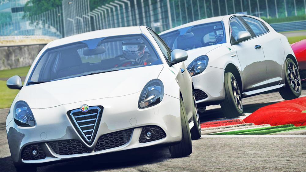 Alfa QV @ Monza