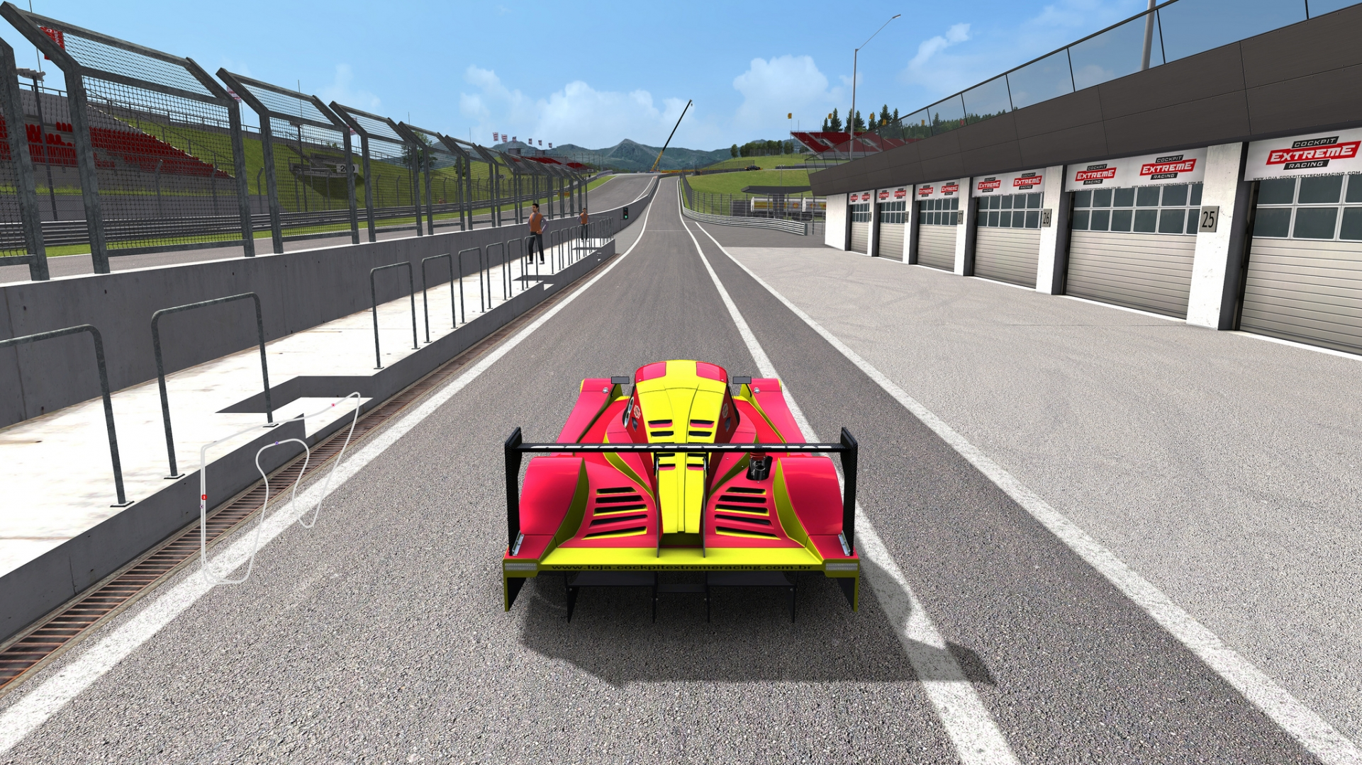 Game Stock Car Extreme