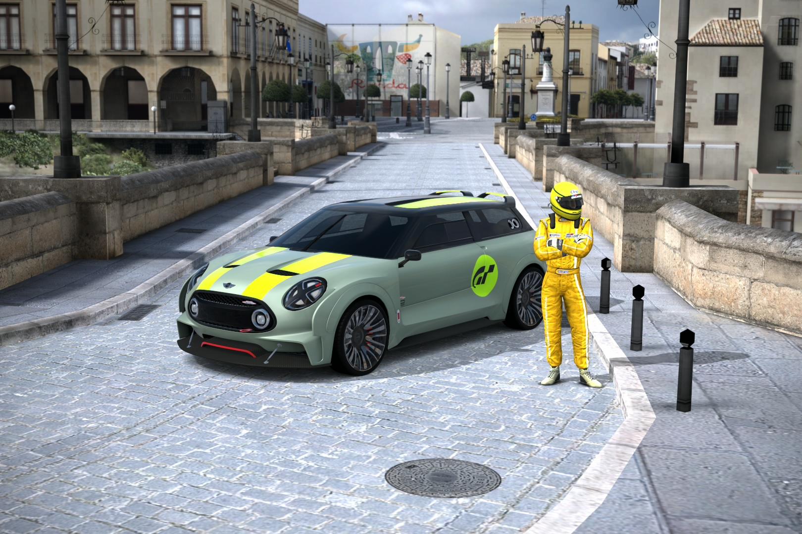 Mini GT from Gran Turismo 6