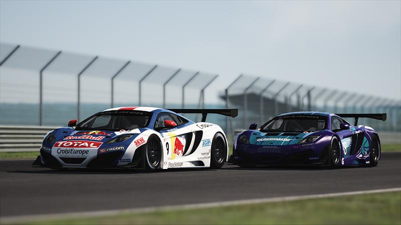 GT race - Silverstone 200 - 2