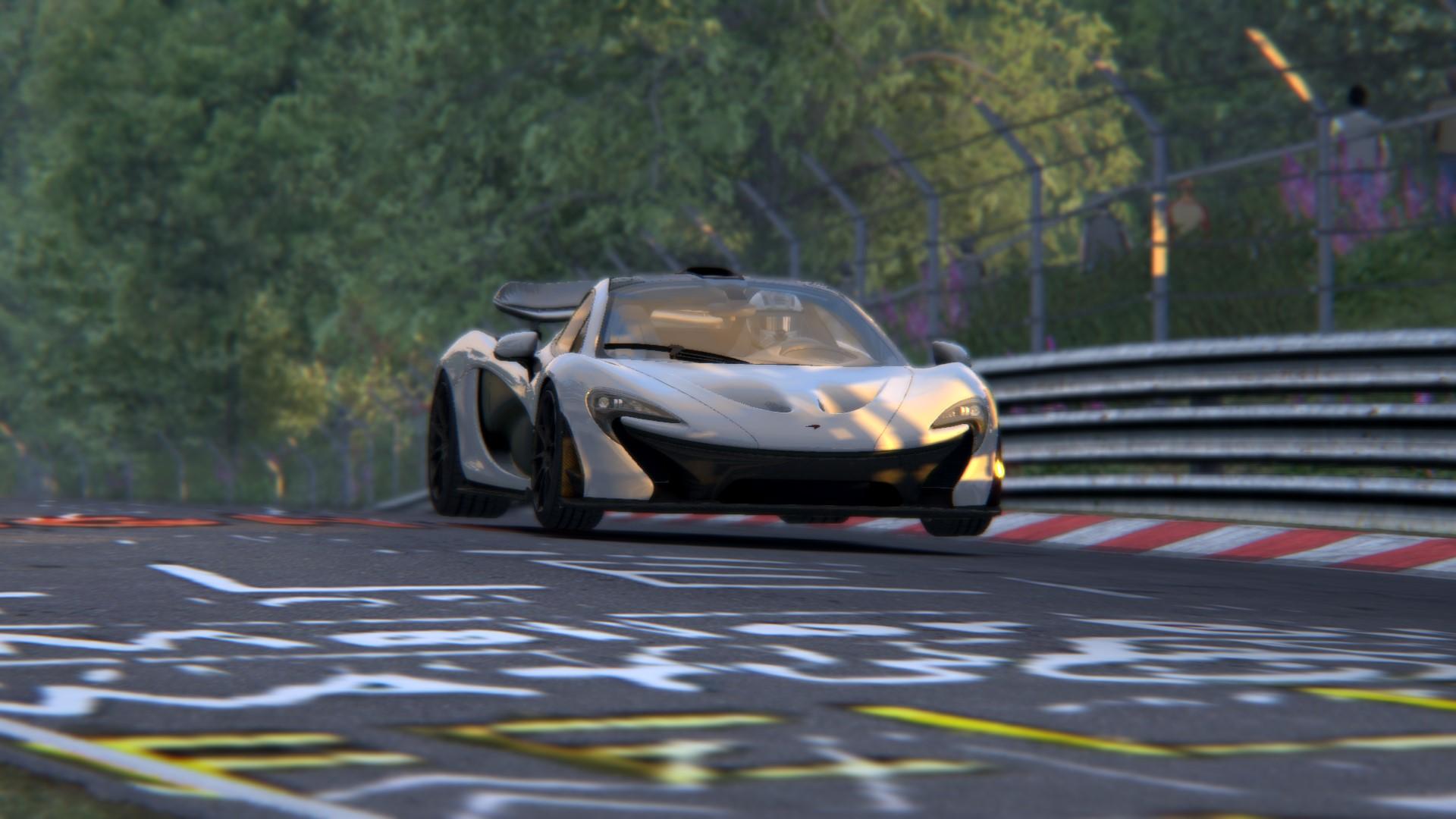 McLaren P1 @ NOS