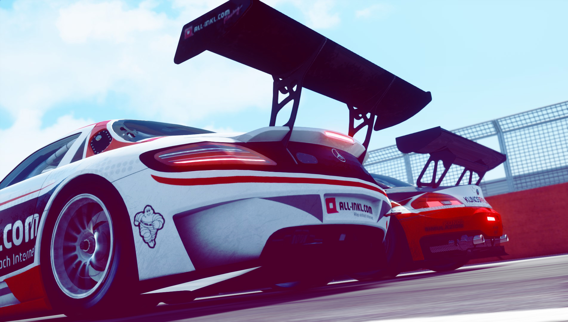 AU GT3/Silverstone