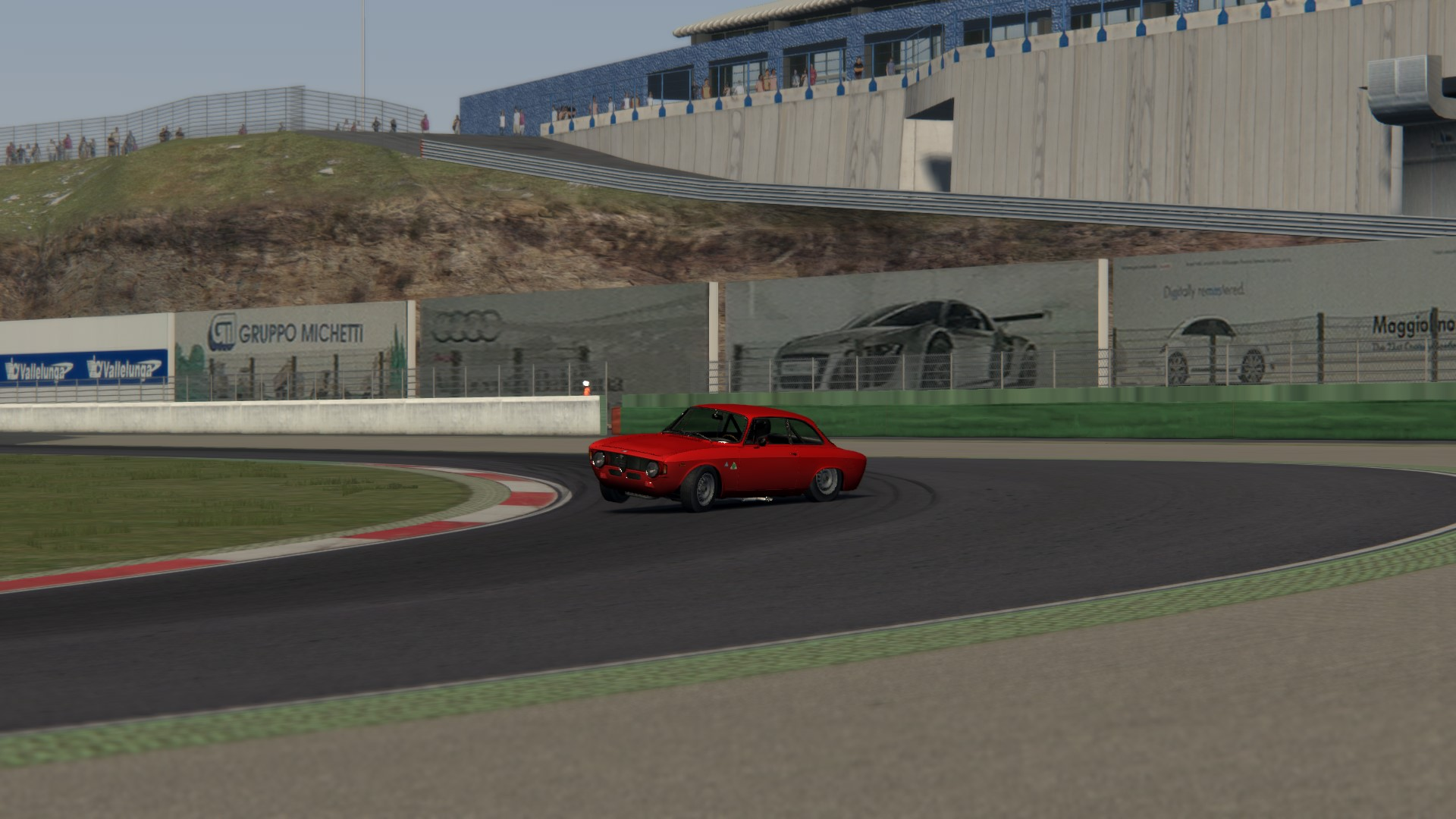 Alfa Romeo GTA 3 wheels