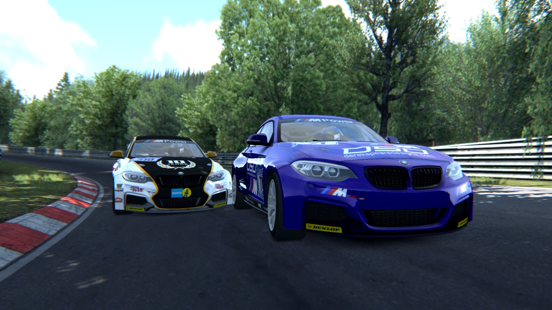 BMW M235i Racing @ Nordschleife - Wednesday 25 March 2015