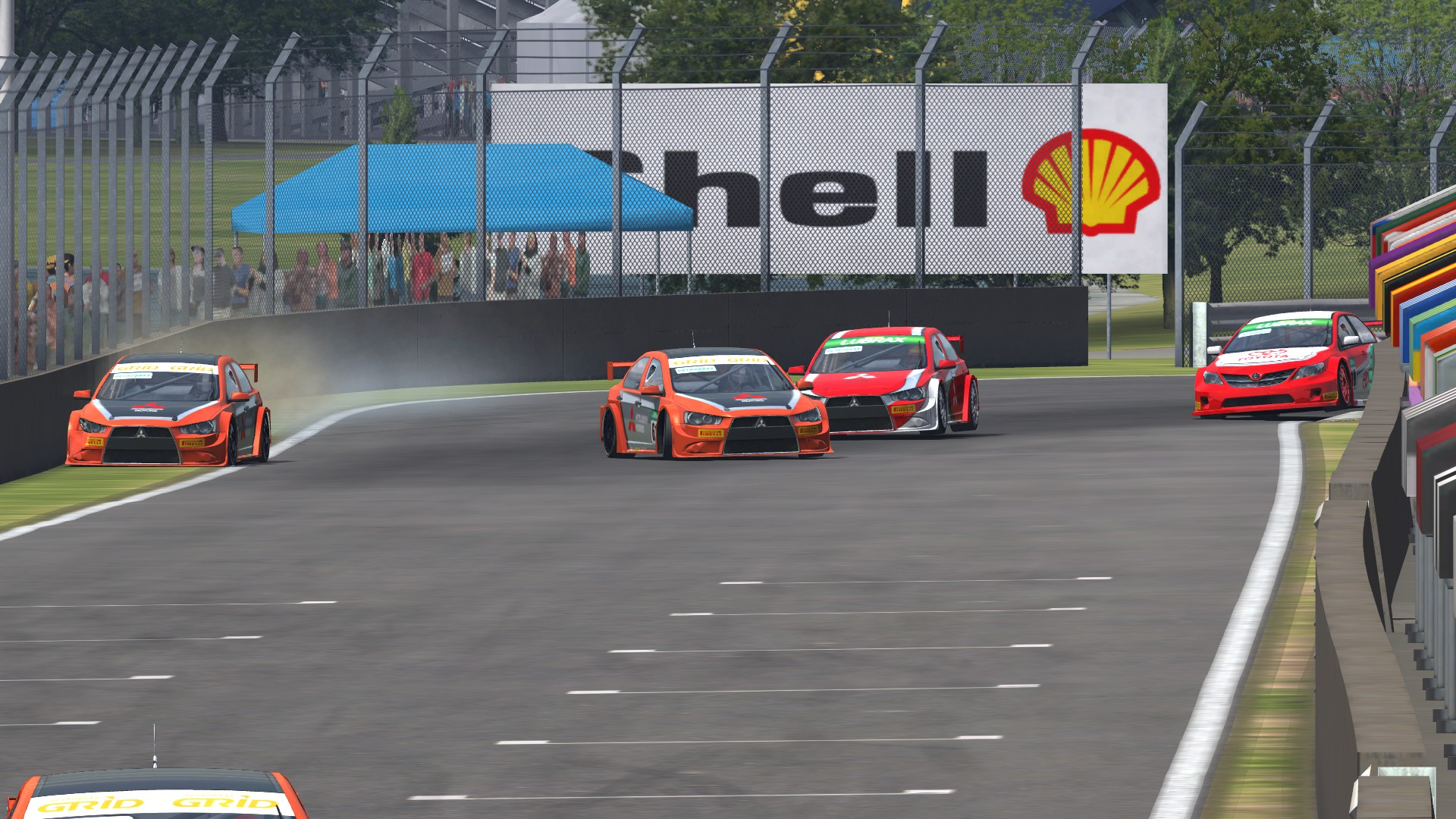 Sideways at Montreal