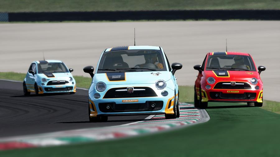Racedepartment AU - Fiat 500 @ Mugello