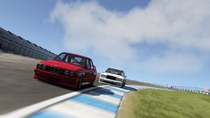 DTM Club race 2