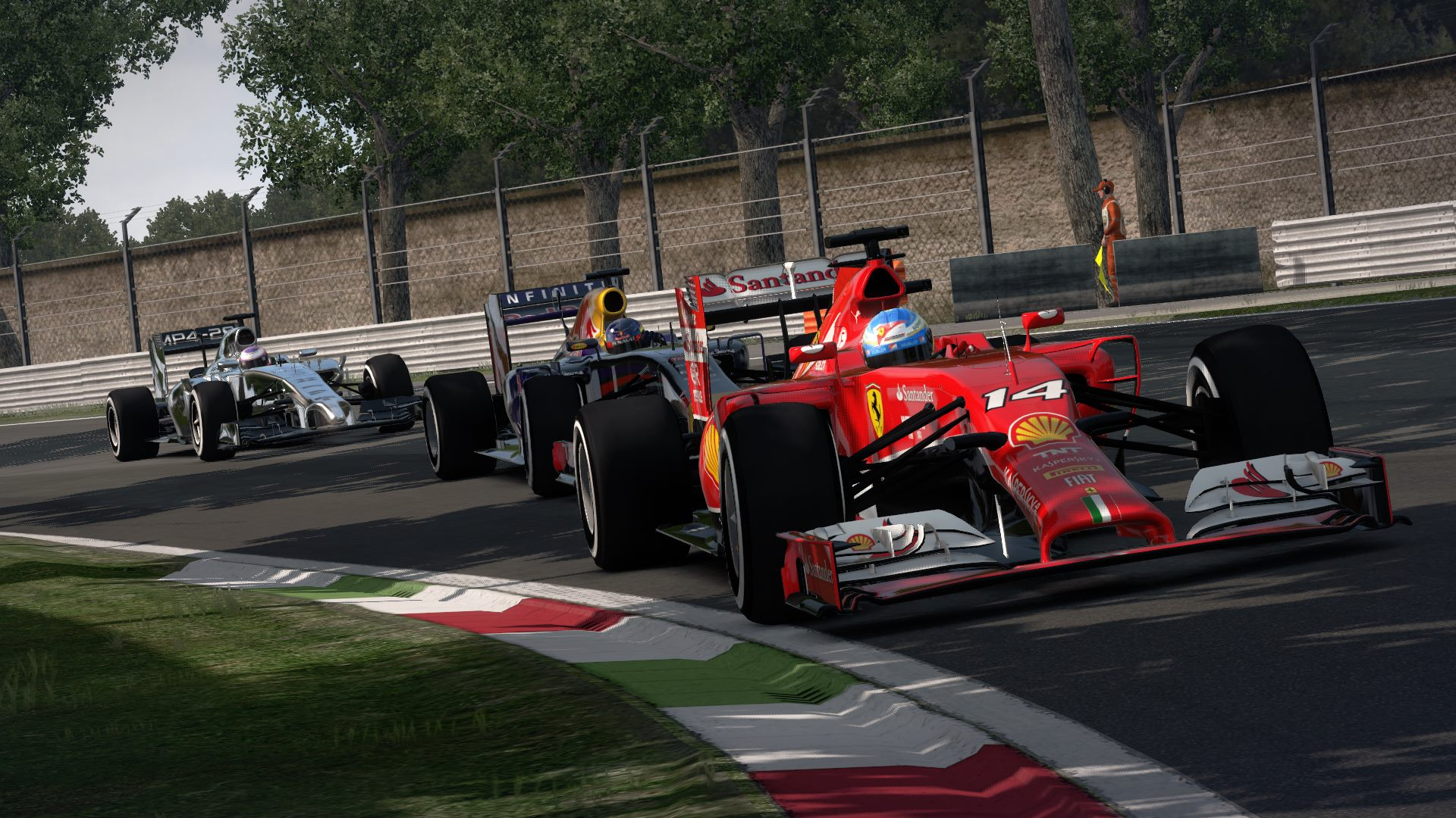 F1 2014 - The Game